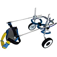 Ciclomotor del animal doméstico - silla de ruedas del perro, bicicleta del perro viejo,