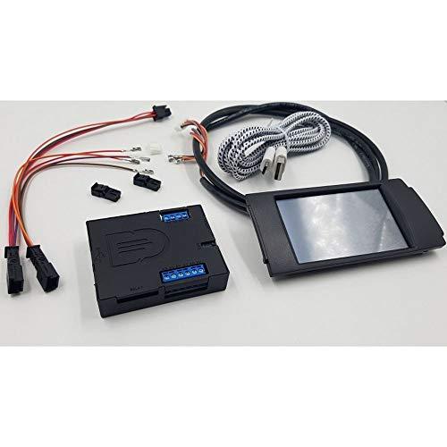 AK-Motion Daten Display Touchscreen AK-Motion_E9X auch für Fahrzeuge mit Klappensteuerung Motion-display