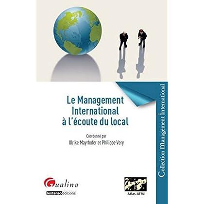 Le Management international à l' écoute du local