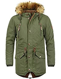 bbe1f17af Amazon.co.uk: Solid - Coats & Jackets / Men: Clothing