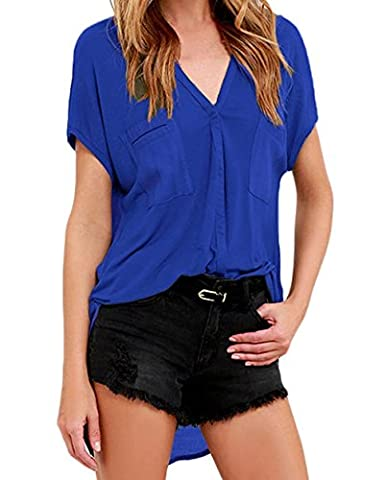 Bling-BlingGentle Fawn Bell Solid Top(Blue