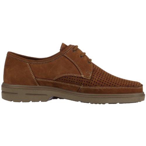 Sioux, Braun Chaussures Brunes Pour Hommes (bison)