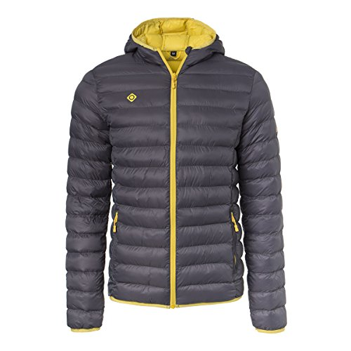 Izas Men's Sindu Padded Jacket with Hood