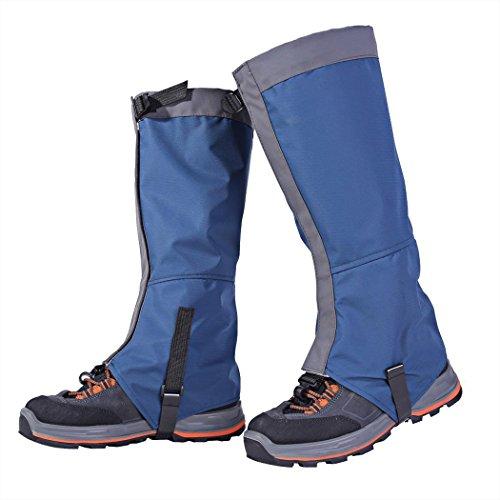 EgoEra® Unisex Wasserdichte Outdoor Atmungsaktiv Wandern Kletterei Jagd Schnee Bein Schut