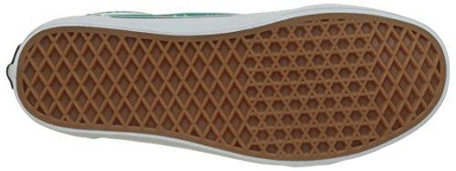 Vans Herren Ua Old Skool Sneakers Türkis (Decay Palms Baltic/true White)