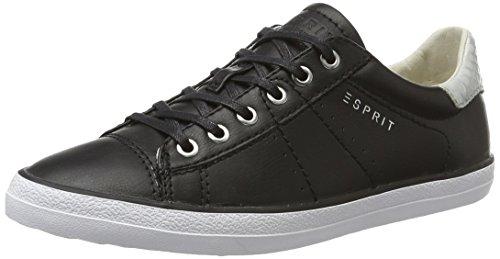 Esprit Miana, Sneakers Basses Femme Noir (Black 001)