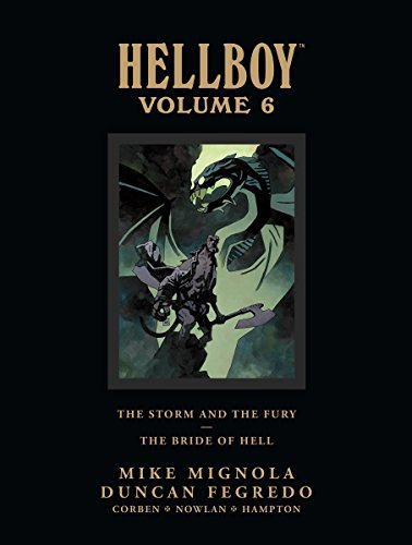 Hellboy Library Edition Volume 6