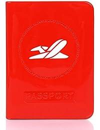 Mylboo Cubierta de Pasaporte impermeable