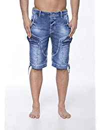 Cipo baxx jean & short pour homme regular fit cK - 111