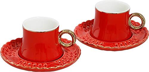 Schäfer   6 Personen   12 Teilig   Porzellan   Kaffeetassen   Espressotassen   Mokkatassen  ...