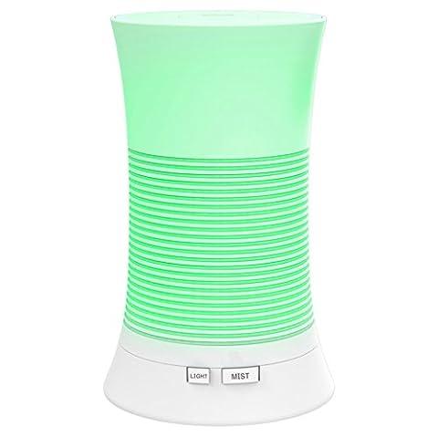 T&B Aroma Ultrasonic Essential Oil Diffuser Aromatherapy 100ml Cool Mist