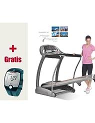 Horizon Fitness T5000 Elite Laufband - inklusive FT1 Polar Pulsuhr und T31 Brustgurt