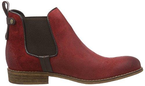 Mustang Damen Chelsea Boots Rot (5 rot)