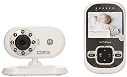 Motorola MBP26 Video Baby Monitor (White)