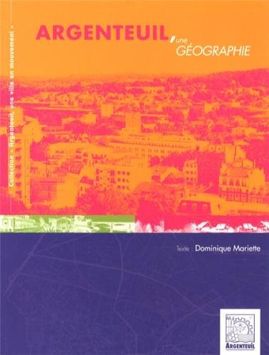 Argenteuil, une géographie
