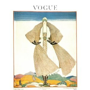 onthewall Vogue Vintage Pop Art Poster Print Juni 1920(013) (1920 Print)