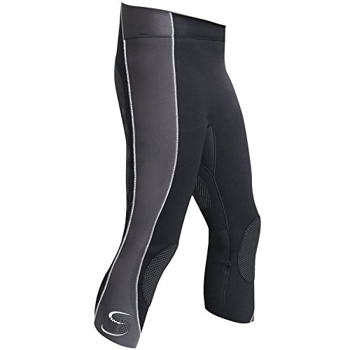2017 Nookie 3/4 Length 3mm GBS Neoprene Strides Unisex NE52