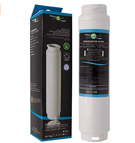 2 x FilterLogic FFL-110B Filtro de agua compatible con 3M UltraClarity 00740560...