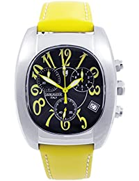 Lancaster hombre-reloj analógico de cuarzo cuero 0289SGG