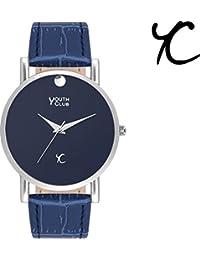 Youth Club M-2BLUE Sleek Look Royal Blue Watch for Boy