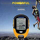 Multifunctional Digital Thermometer Electronic Altimeter Barometer Temp Humidity Meter Compass Portable Outdoor