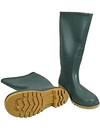 Indust.starter - Juego bota pvc cana alta talla 40 negro (1 par)