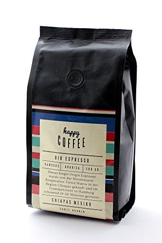 Kaffee,Mexiko,Bio,Happy Coffee,Bohnen,Genuss
