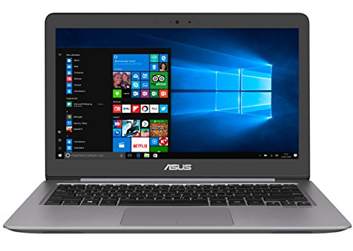 "ASUS UX310UA-GL437T - Portátil de 13.3"" Full-HD (Intel Core i5-7200U, RAM de 4 GB, SSD de 128 GB, Intel HD Graphics 620, Windows 10) gris cuarzo efecto giro - Teclado QWERTY Español"