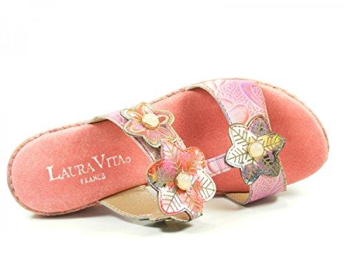 Laura Vita Beaute 04 - , Multicolore Rose