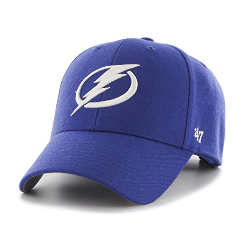 premium selection 8045e be769 47 NHL Tampa Bay Lightning MVP Cap – Cotton Blend Unisex Baseball Cap  Premium Quality Design