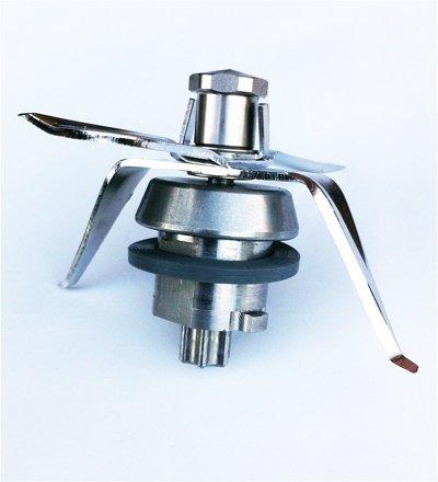 Coltello Completo Acciaio Inox per TM21
