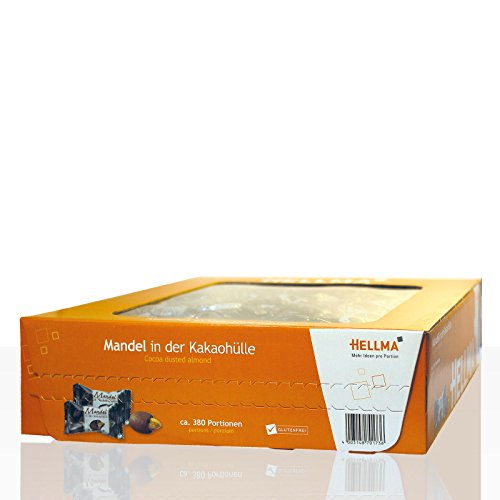 Preisvergleich Produktbild Mandel in der Kakaohlle 380 Stck