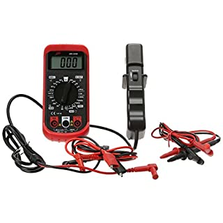 Advanced Tool Design Model  ATD-5540  Multi-Function Automotive Tester with Inductive RPM Pick-Up and Two Sets of Test Leads