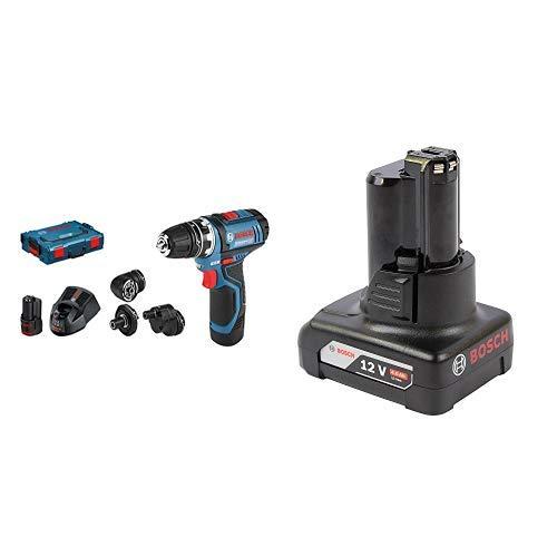 Bosch Professional GSR 12V + Bosch Professional -
