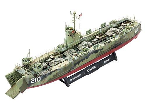revellaux-tats-unis-marine-bateau-datterrissage-kit-de-modle-en-plastique-taille-m