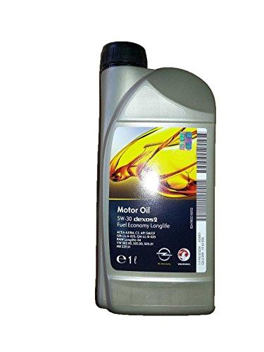 OLIO-MOTORE-AUTO-GM-OPEL-OIL-5W30-DEXOS2