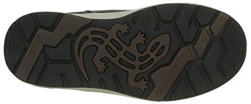 Lurchi Jungen Dobbi-Tex Combat Boots Blau (navy 12)