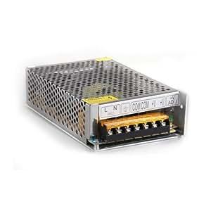 LED Transformateur Electronique Transfo 110/220V AC Vers 12V DC 72W
