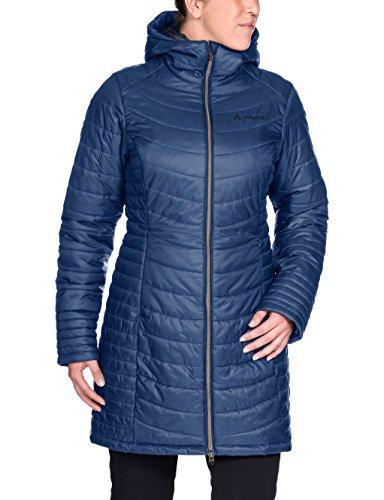 Vaude Damen Women's Rimbi Coat Damencampingoutdoorsoftshelljacken, Sailor Blue 38