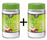 2 x bff Stevia Streusüße 75g