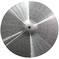 Aliyes Advance - Platillos de aleación para baño, 40,6 cm