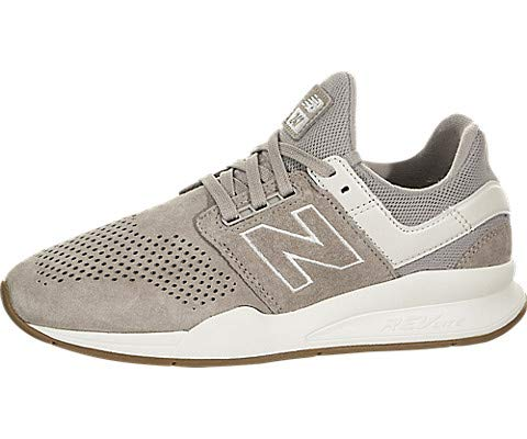 New Balance 247 V2 Lifestyle Zapatillas Mujer Gris 36