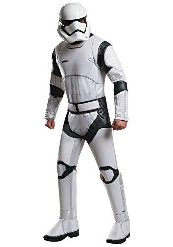 Erwachsene Kostüm Für Stormtrooper (Stormtrooper White Kostüm für Erwachsene - Star Wars VII Deluxe M /)