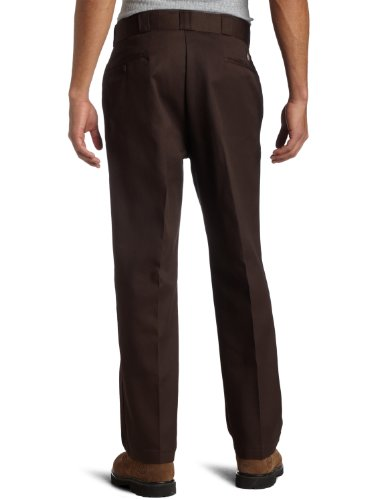 Dickies Original 874 Work - Pantalon - Droit - Homme Brun