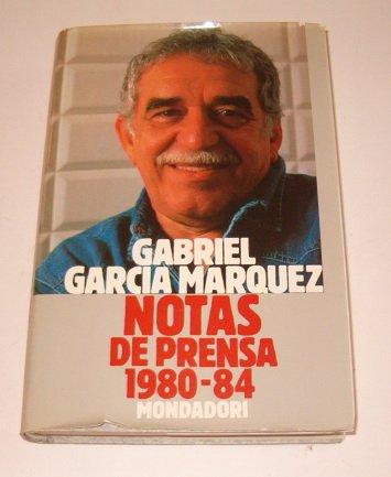 Notas De Prensa 1980-1984