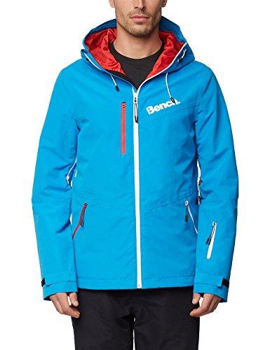 Bench Herren BPMK000024 Jacket, Cloisonne, M