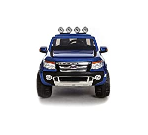 Racing- Pick UP Azul Coche eléctrico, Color (CIFE Spain 98183)