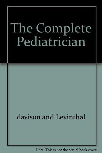 THE COMPLETE PEDIATRICIAN
