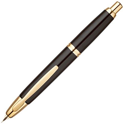 Preisvergleich Produktbild Pilot Capless fountain pen in black character (M) FC-15SR-BM (japan import)