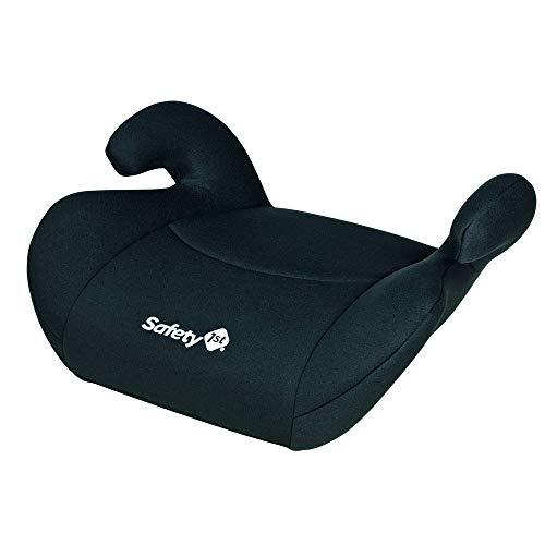 Safety 1st Manga Autositzerhöhung - Kindersitz Gruppe 2/3 - ab 3,5 bis 12 Jahre, schwarz